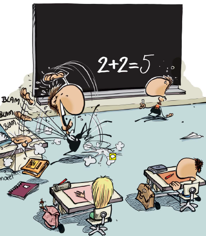 L Humour A L Ecole Situations Motivantes