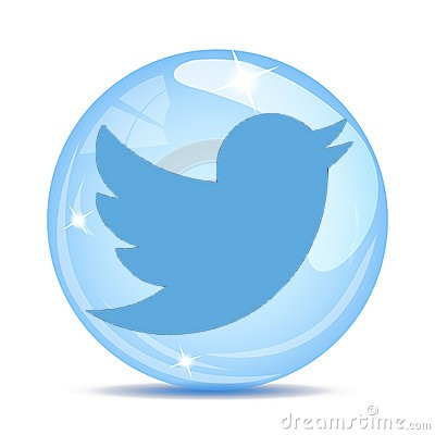 logo facebook dan twitter