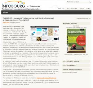 le 28/08/2014 sur Infobourg